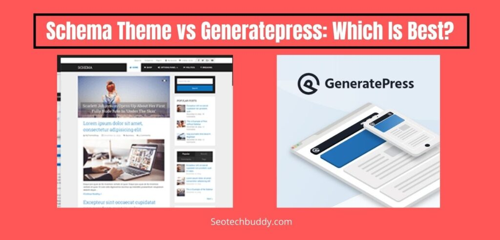 schema theme vs generatepress