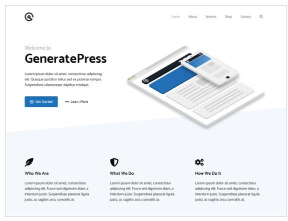 Generatepress vs Oceanwp Review