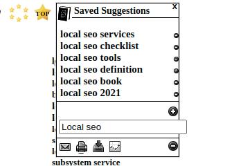 soovle keywords research tool